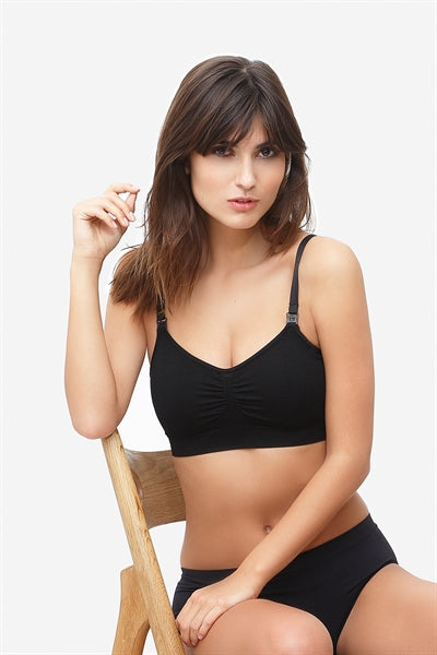 Barbara - Nursing Bra with click opening