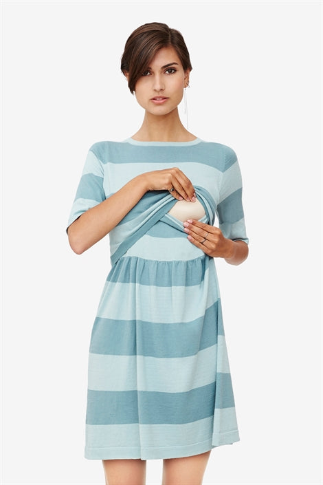 Monroe - Nursing Dress with 3/4 sleeves