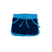 Blue/Light Blue - Retro Running Shorts