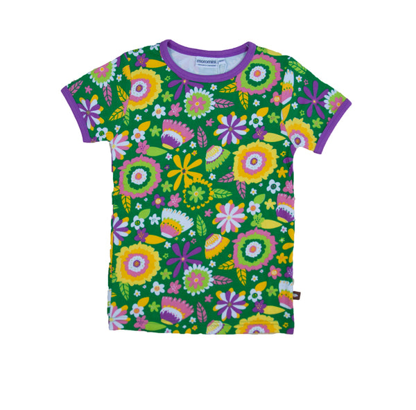 Flower garden - Short Sleeve Shirt