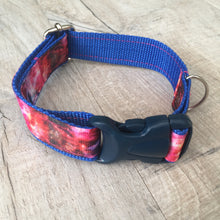 Dog Collar and Lead Set - Galaxy
