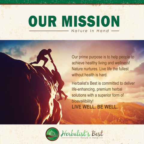 HERBALIST'S BEST MISSION STATEMENT
