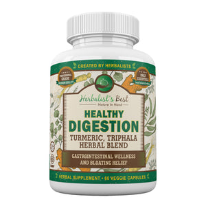Healthy Digestion- The Ultimate Gut Master