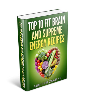 Top 10 Fit Brain And Supreme Energy Recipe Ebook
