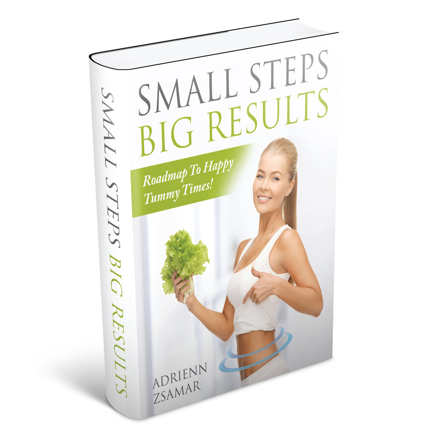 Small Steps Big Results Ebook