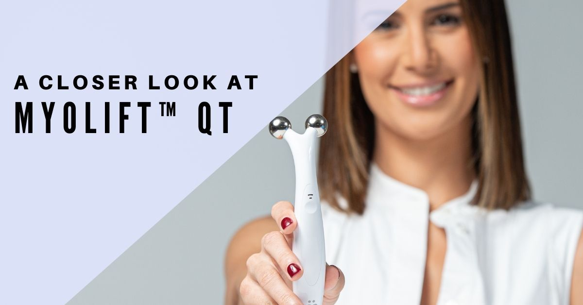 A Closer Look at MyoLift QT for At-Home Microcurrent | 7E Wellness
