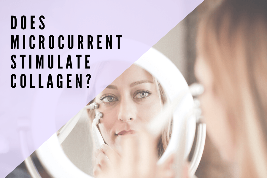 Does microcurrent stimulate collagen? | 7E Wellness