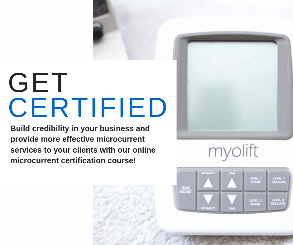 How do I get my Microcurrent Certification online? | 7E Wellness