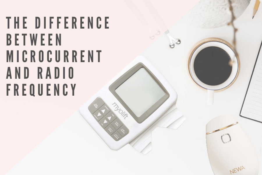 The Difference between Microcurrent & Radio Frequency | 7E Wellness