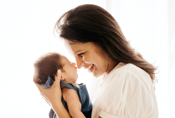 microcurrent therapy for new mom