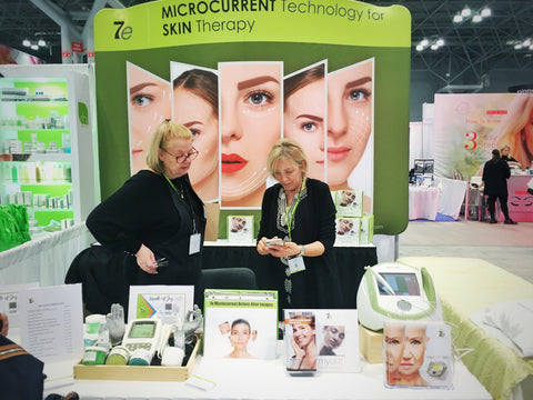 7ewellness at iecsc shows in new york and chicago