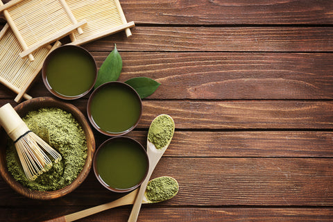 green tea extract for skincare