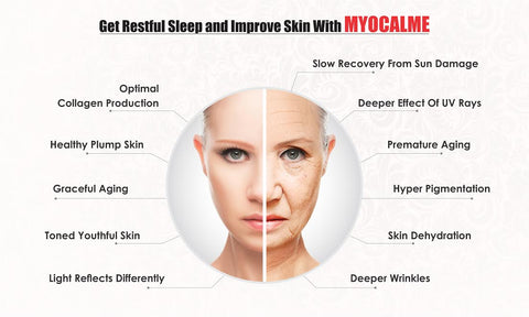 Improve quality of sleep with MyoCalme