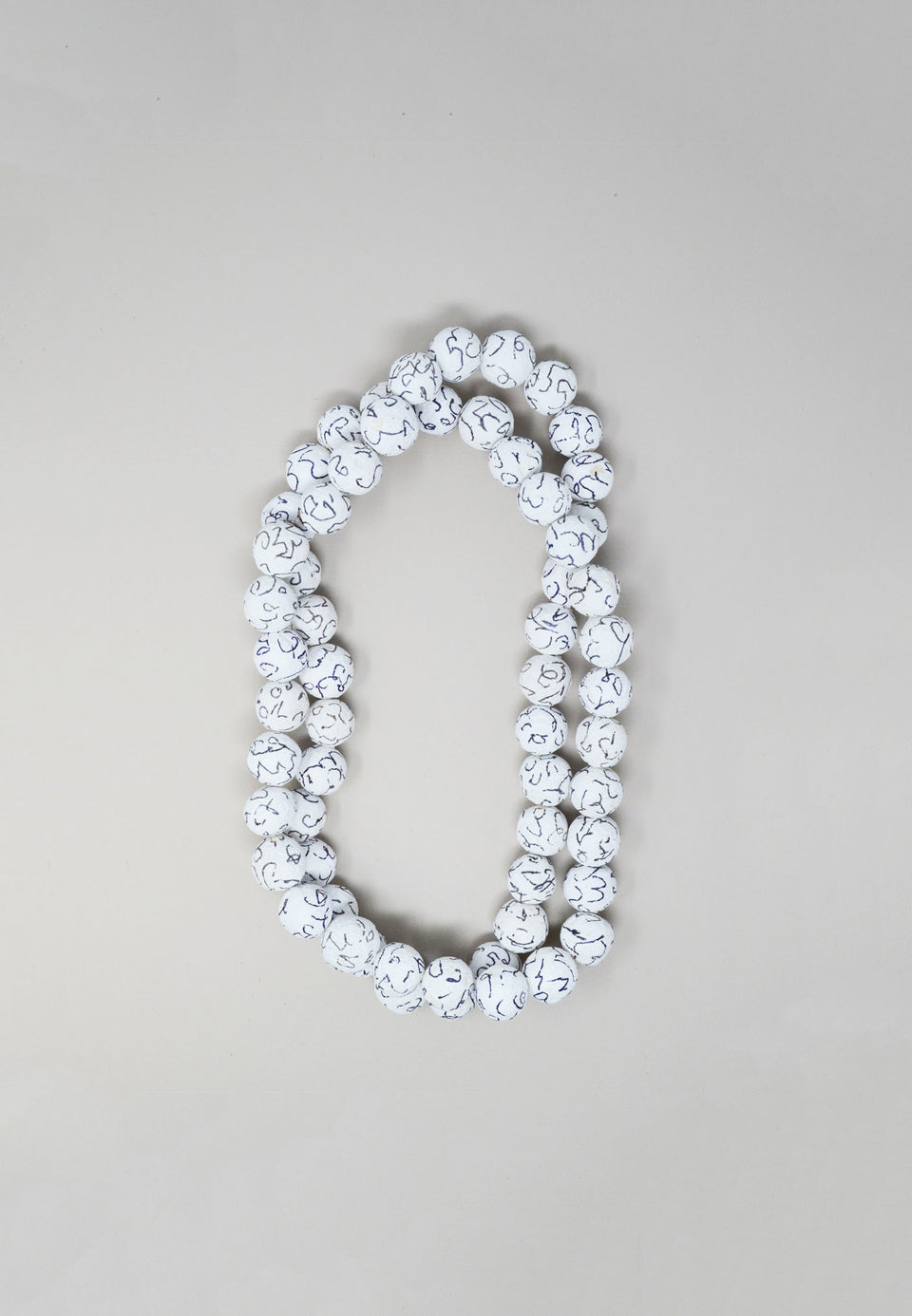 Skyscrape White Necklace - ANTHER a shop