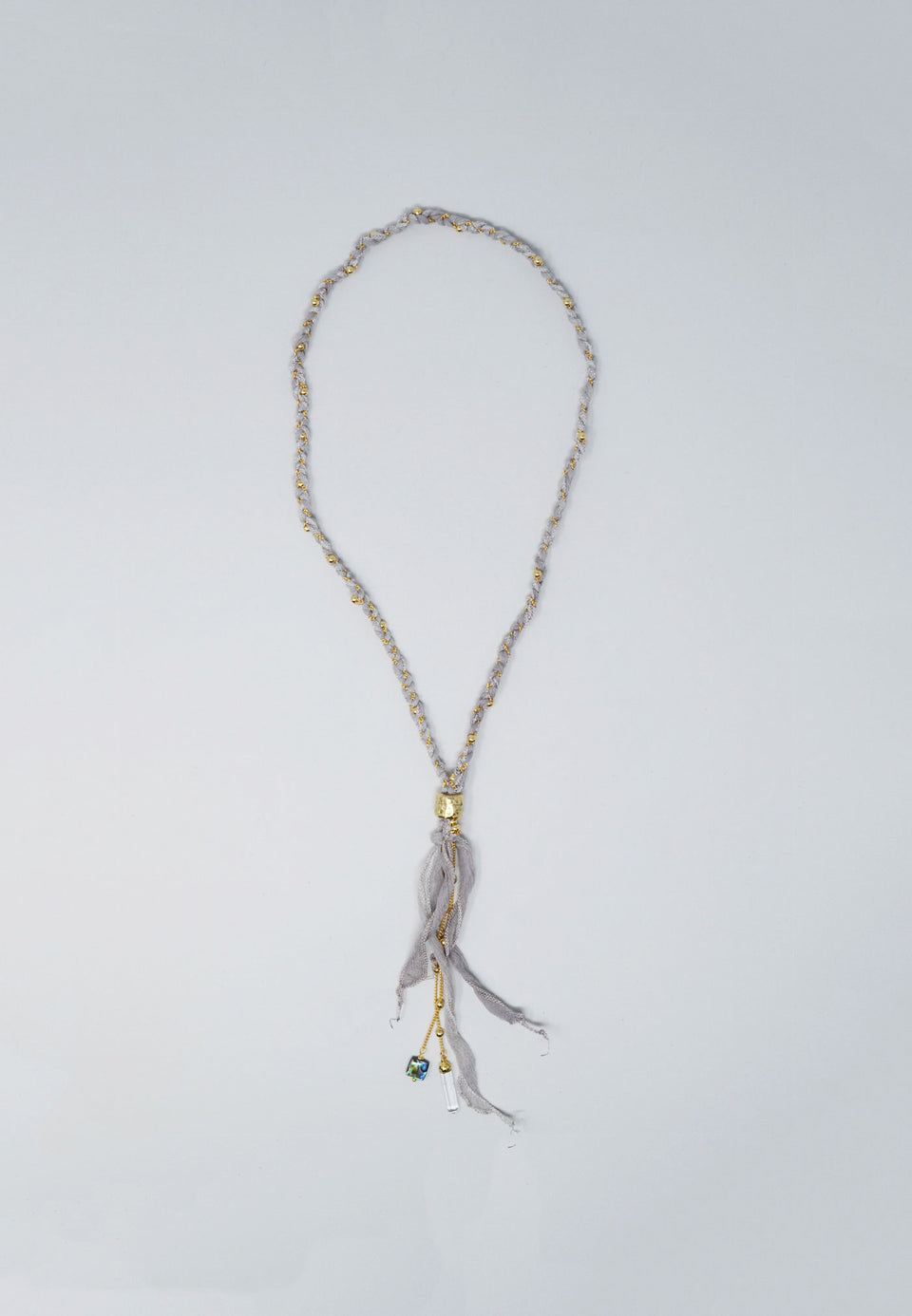 Lily Bolo Necklace - ANTHER a shop