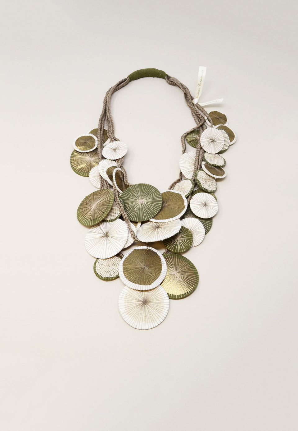 Platillos Necklace - ANTHER a shop