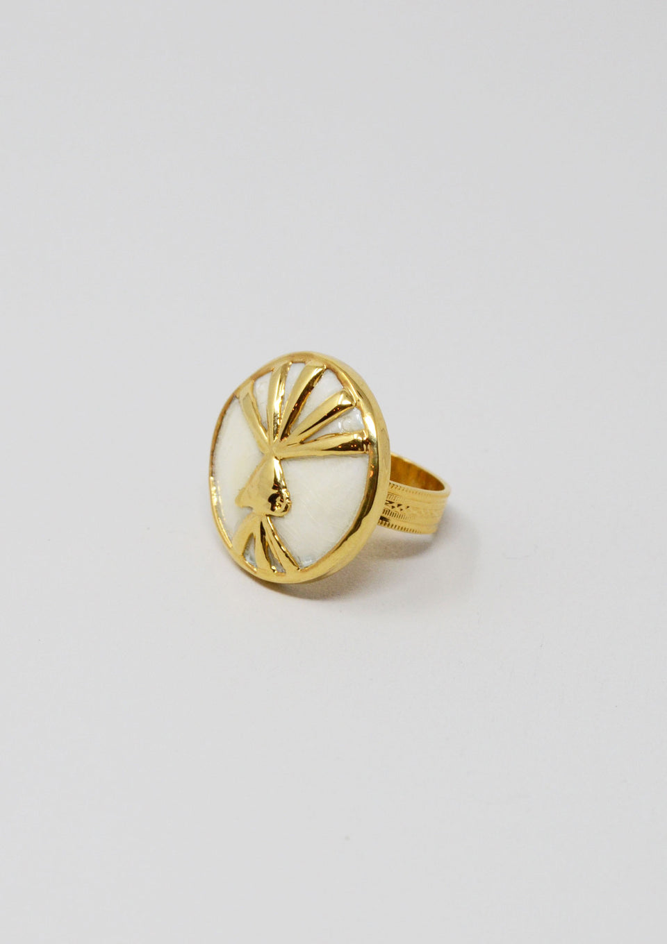 Osiris Ring - ANTHER a shop
