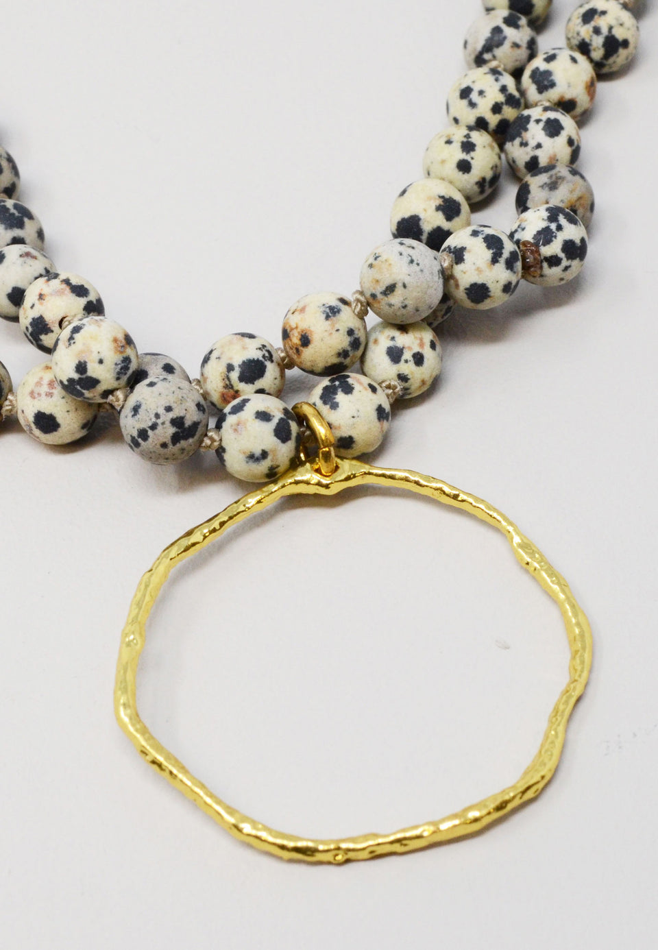 Dalmation Necklace - ANTHER a shop