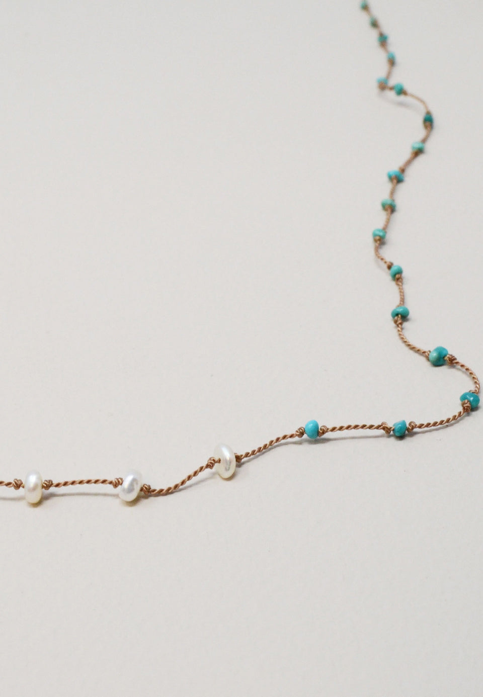Desert Turquoise Necklace - ANTHER a shop