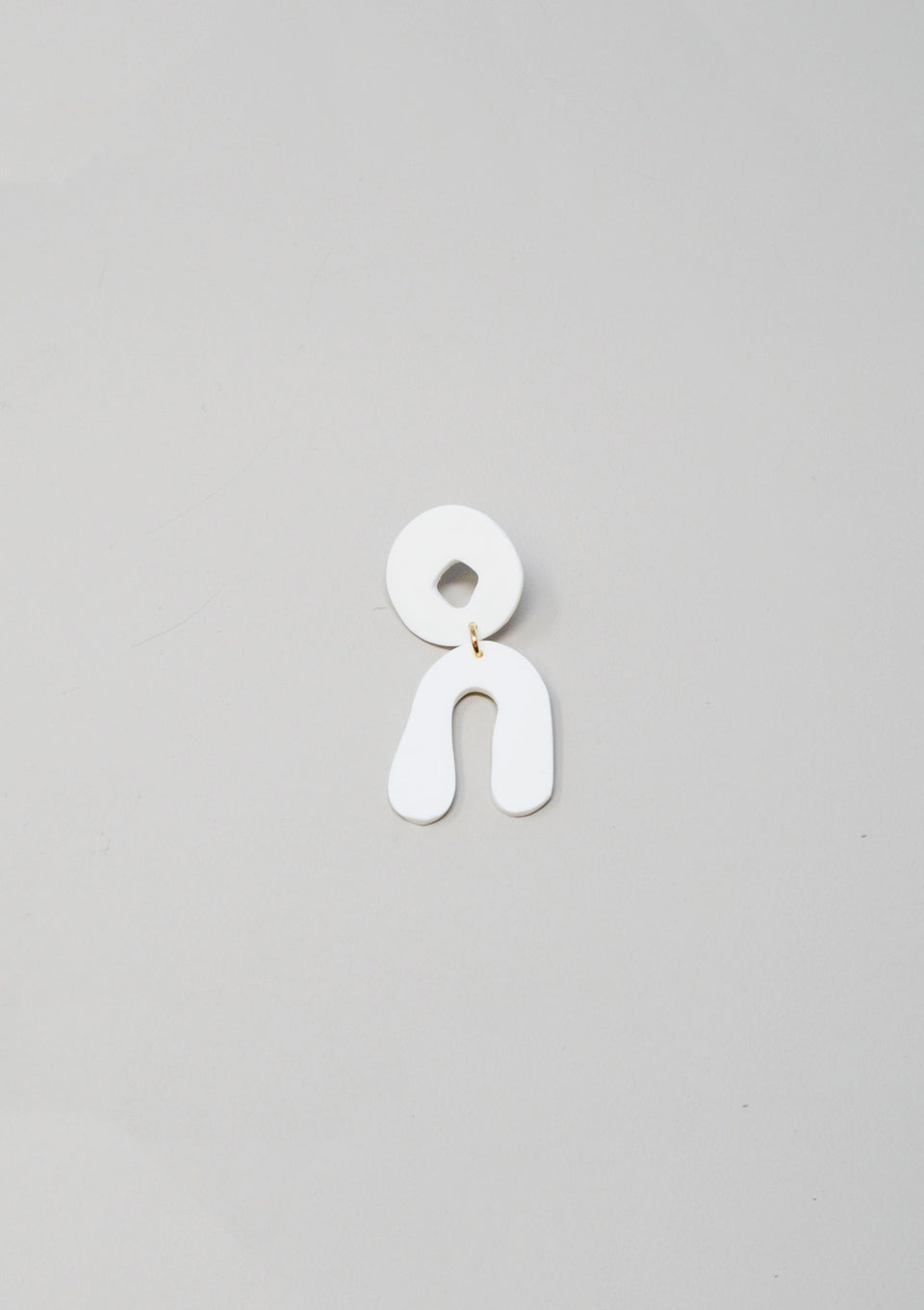 Proluo White Earrings - ANTHER a shop