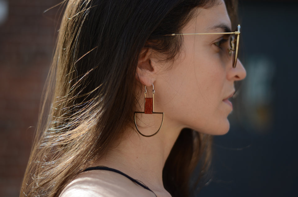 Cael Earrings - ANTHER a shop