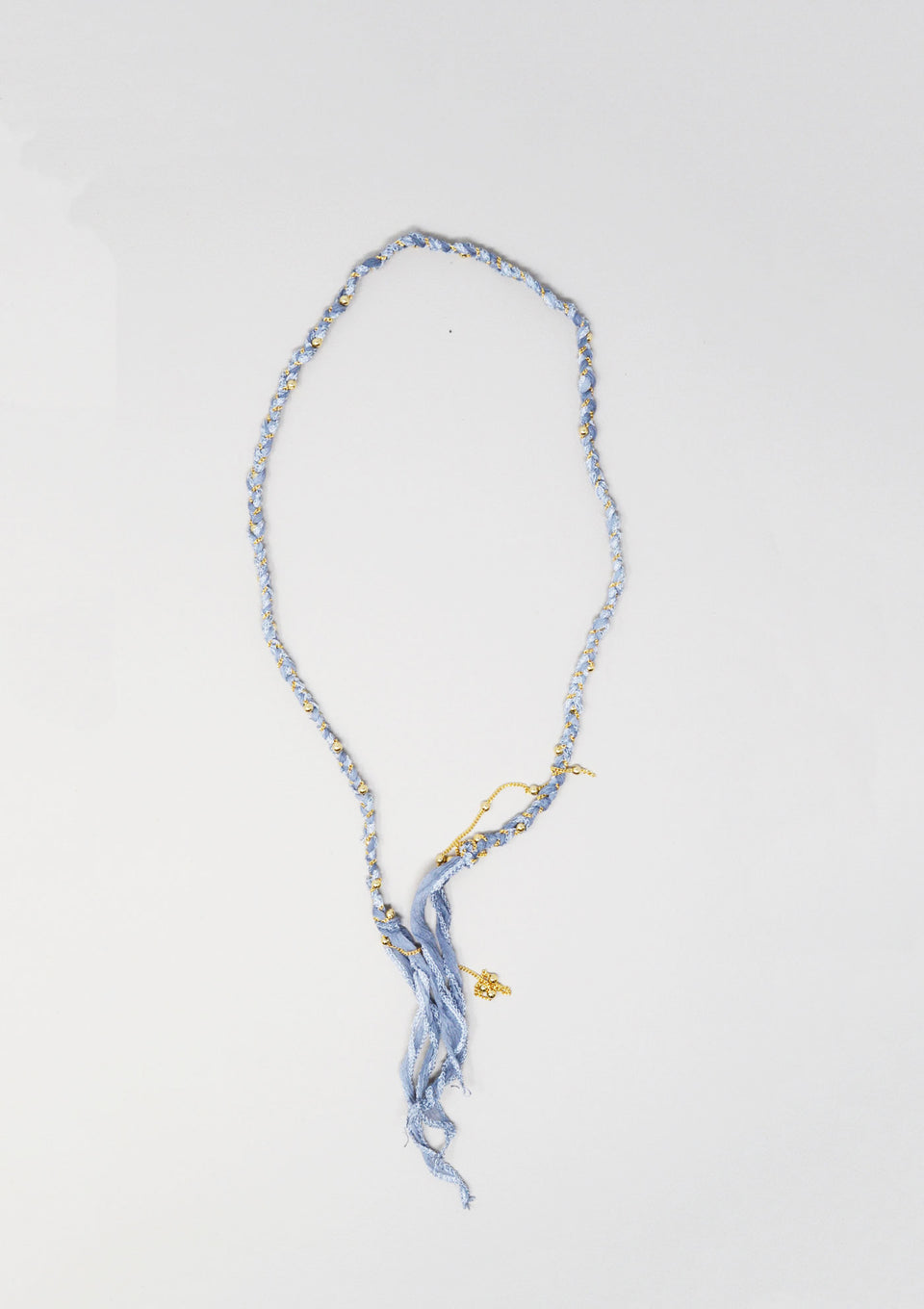 Tallulah Wrap Necklace - ANTHER a shop