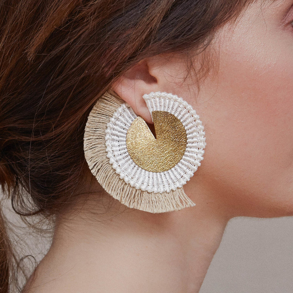 Savannah Earrings - ANTHER a shop
