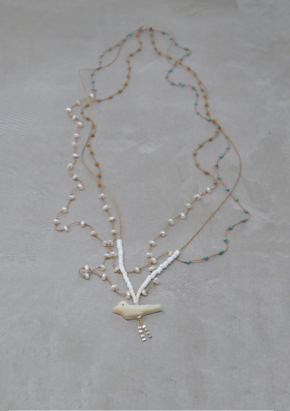 Daybird Necklace - ANTHER a shop
