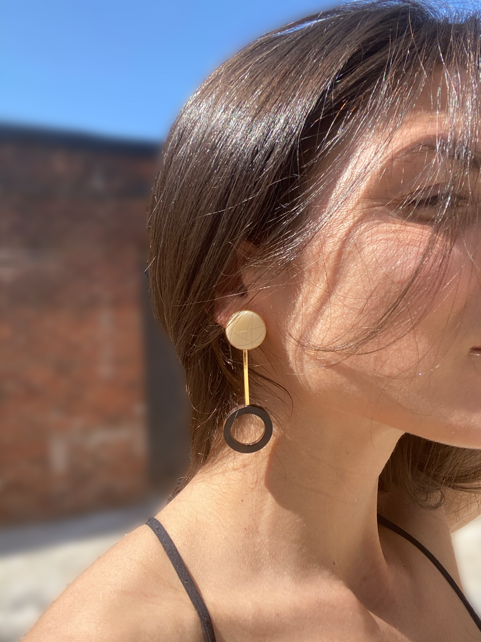 Dora Earrings - ANTHER a shop