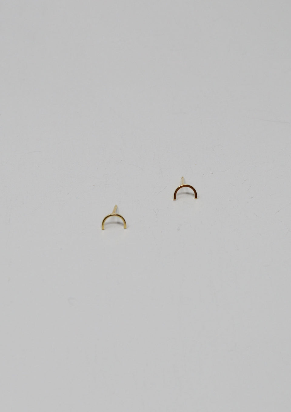 Basic Gold Earrings - ANTHER a shop