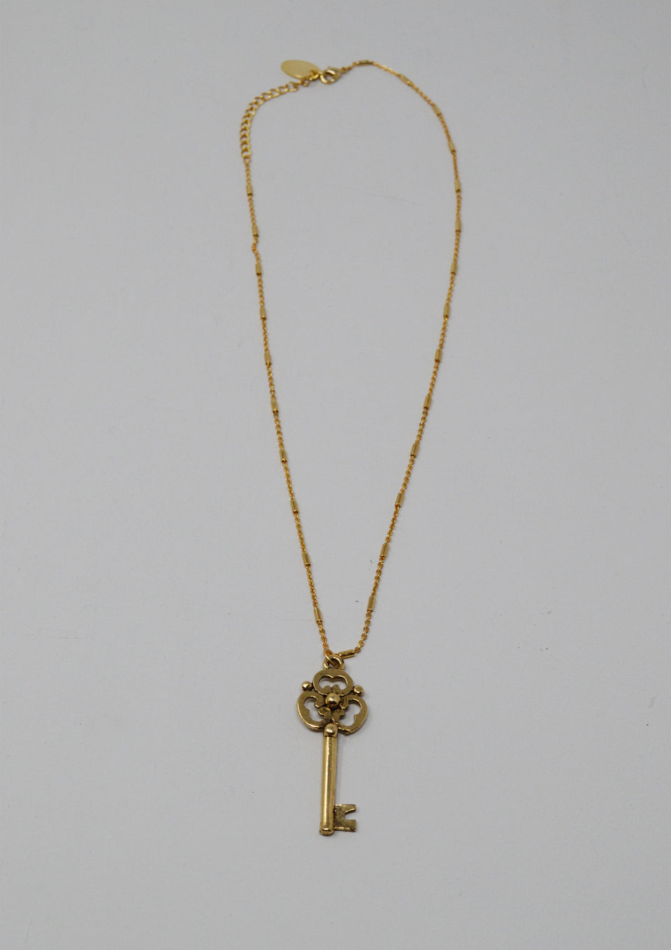 Skeleton Necklace - ANTHER a shop