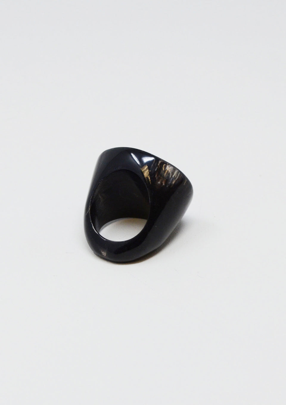 Gold Dot Bone Ring - ANTHER a shop