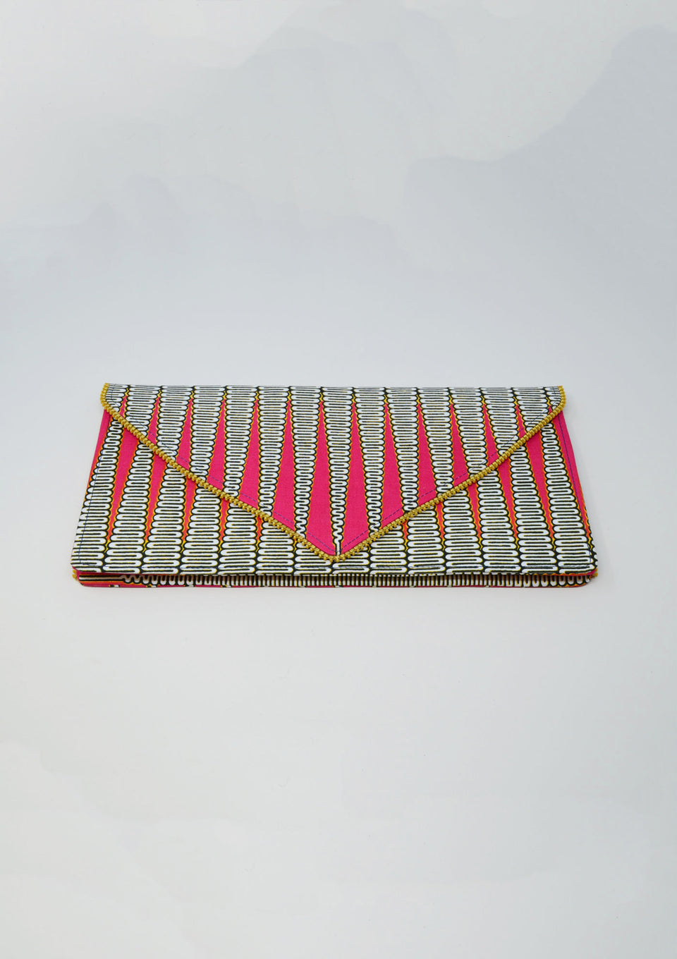 Ruby Coast Clutch - ANTHER a shop