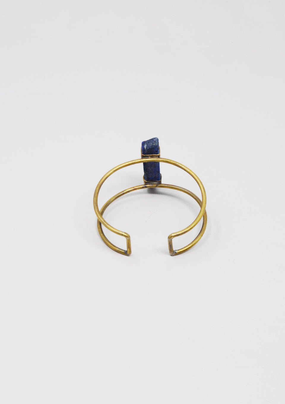 Ventina Cuff Sodalite - ANTHER a shop