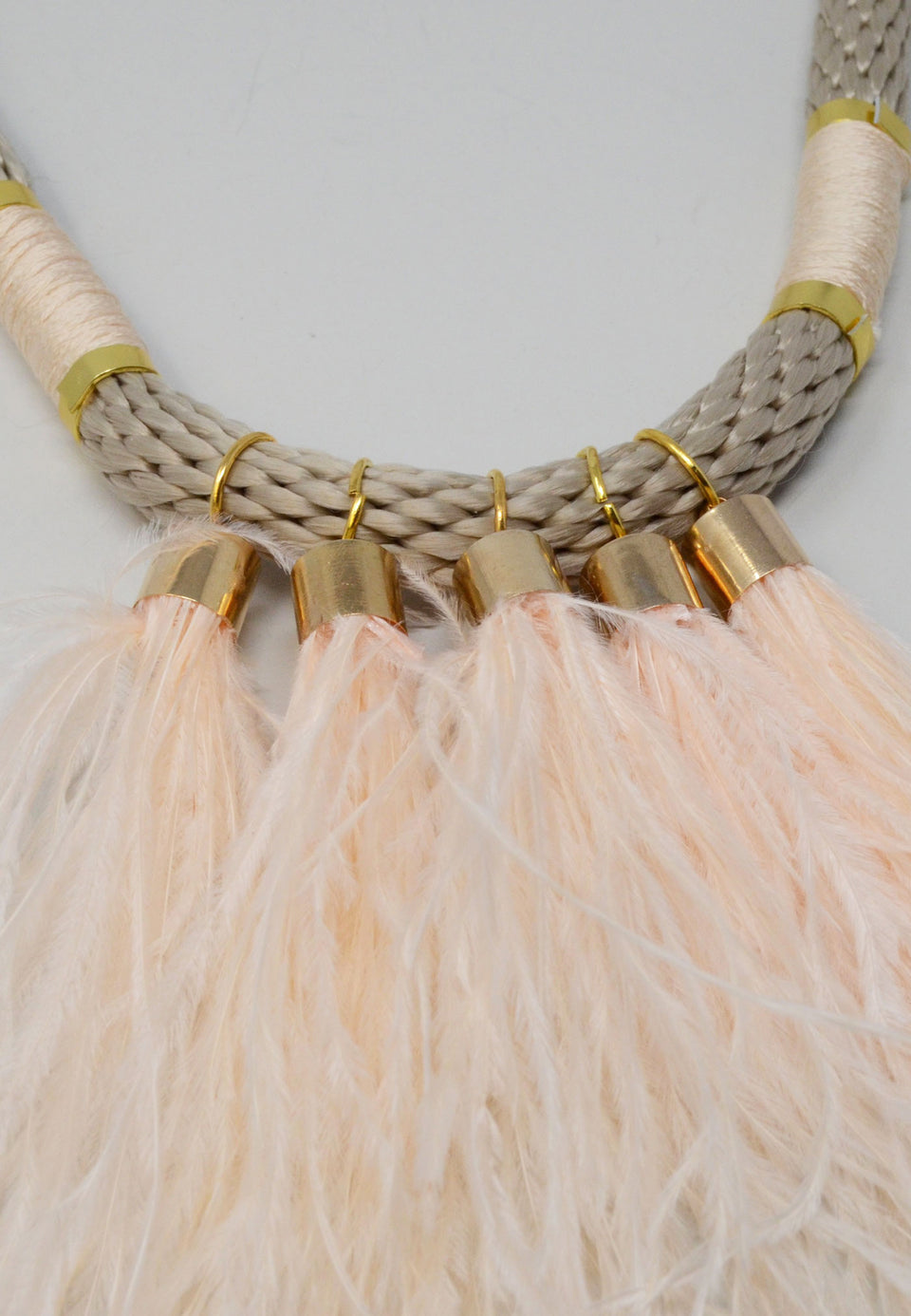 Willa Feathers in Pink - ANTHER a shop