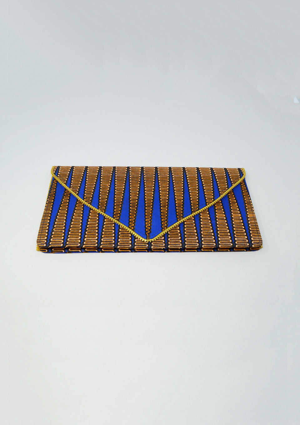 Sapphire Coast Clutch - ANTHER a shop