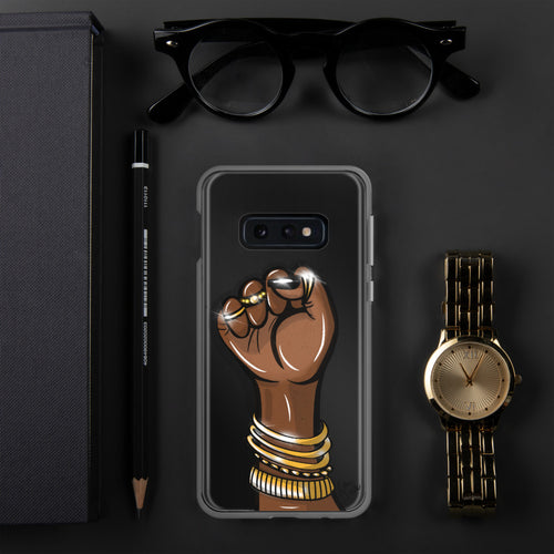 All Gold- Samsung Case