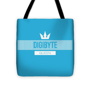 Digibyte Queen - Tote Bag