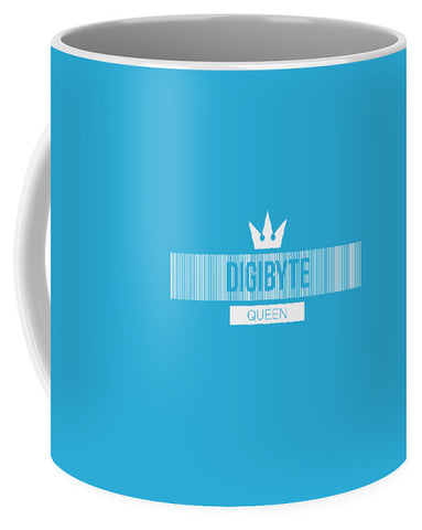Digibyte Queen - Mug-Mug-CryptoBird