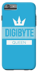 Digibyte Queen - Phone Case