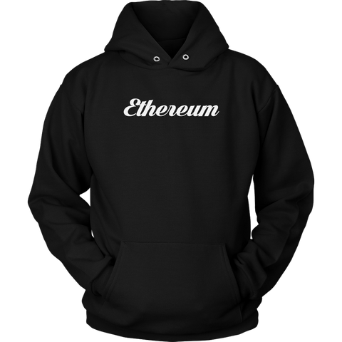 Ethereum Calligraphy Hoodie (Multi-Color)-T-shirt-CryptoBird