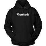 Reddcoin Calligraphy Hoodie (Multi-Color)-T-shirt-CryptoBird