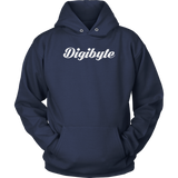 Digibyte Calligraphy Hoodie (Multi-Color)