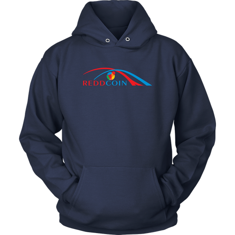 Reddcoin Arch Hoodie (Multi-Color)-T-shirt-CryptoBird