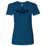 DGB Black Level Queen-T-shirt-CryptoBird