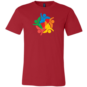 Reddcoin Community Shirt (Multi-Color)-T-shirt-Reddcoin Red-S-CryptoBird