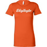 Digibyte Caligraphy Bella Shirt