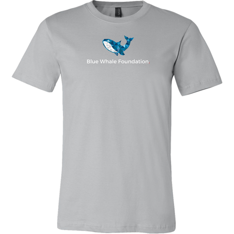Blue Whale Geometric Shirt (Multi-Color)-T-shirt-CryptoBird