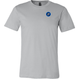 Digibyte Original Shirt (multi-color)-T-shirt-Ash Grey-S-CryptoBird