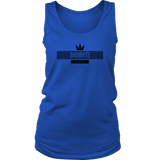 DGB Black Tank Queen-T-shirt-CryptoBird
